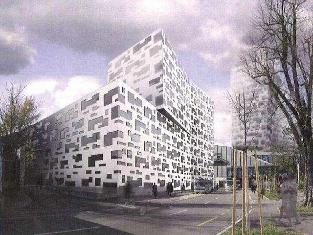 Basel BL SBB-Areal Südpark