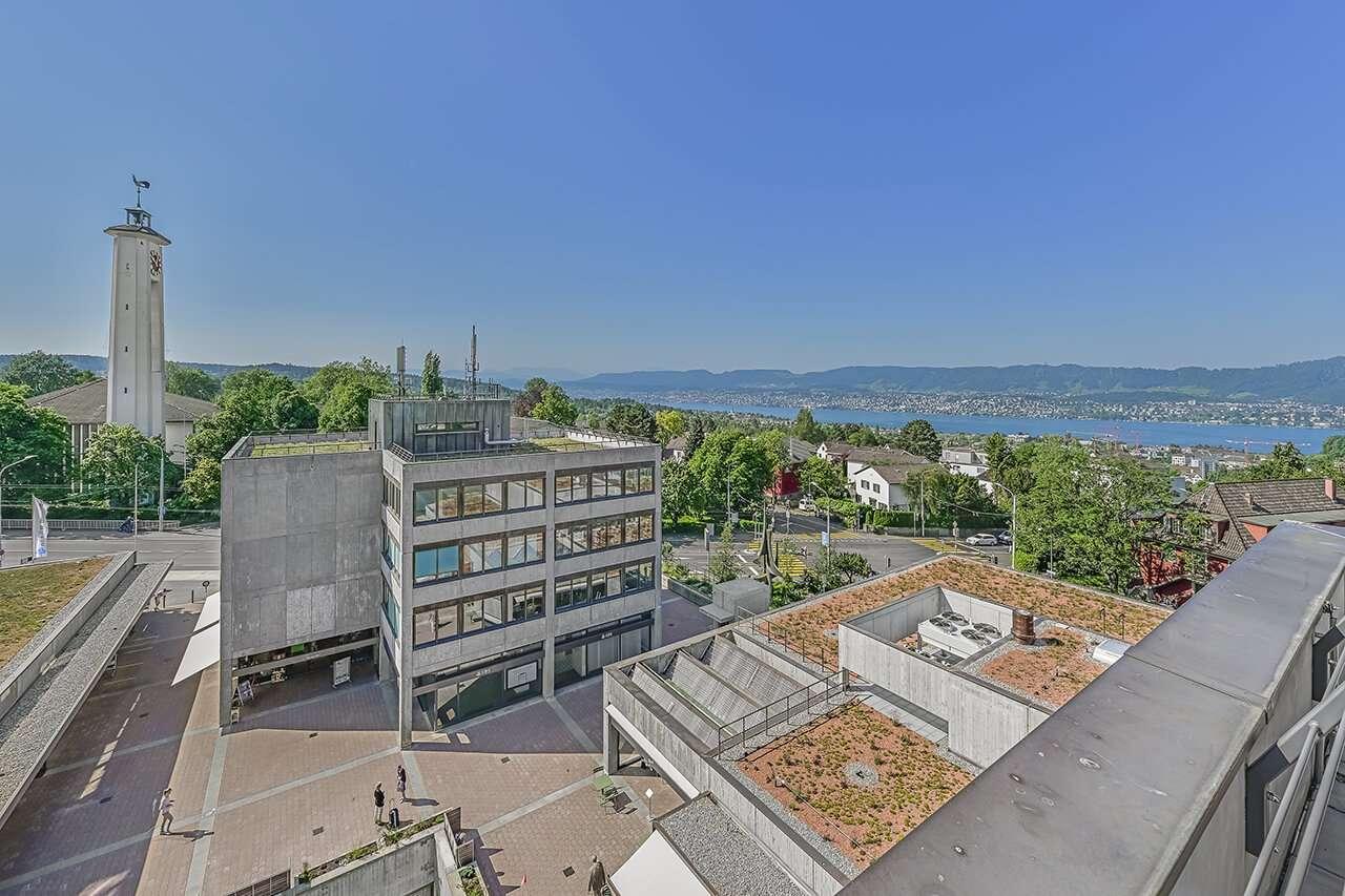 Zürich, Zentrum Witikon