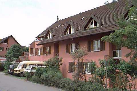 Volketswil ZH, Claridenweg