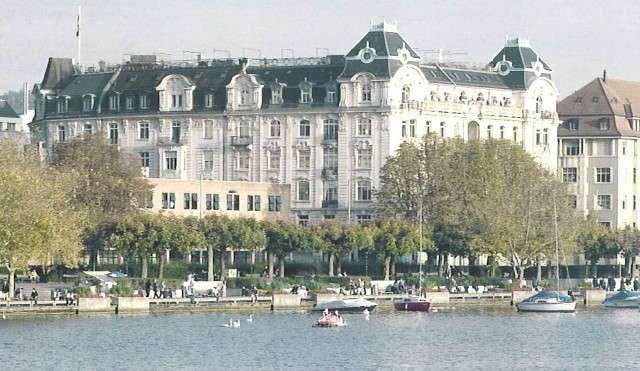 Zürich, Utoquai