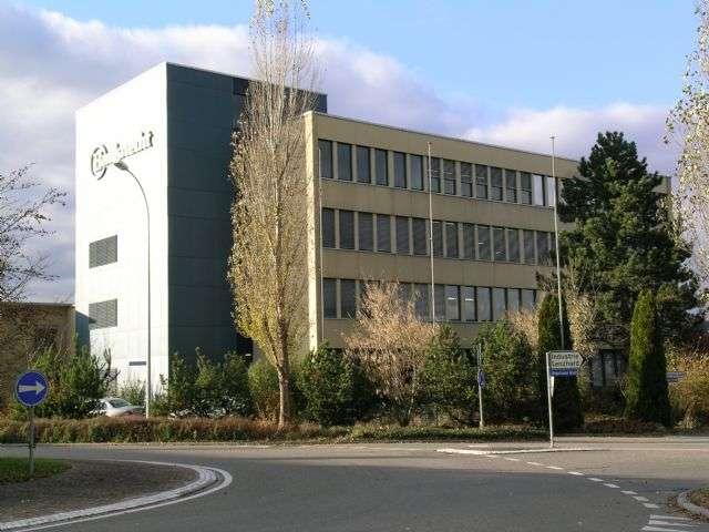 Lenzburg AG, Industriestrasse