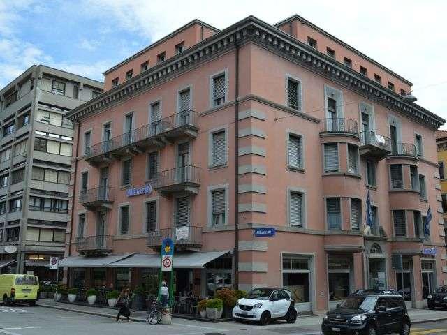 Lugano TI, Via Dufour 4 & Via Ginevra 4