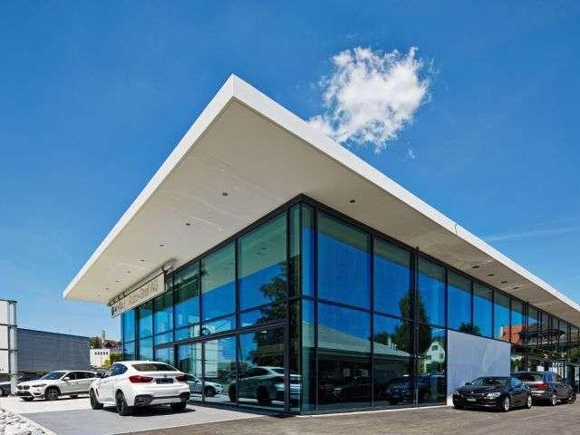 Meilen ZH, BMW Haus