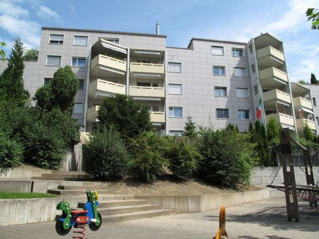 Adlikon ZH, Eichelacker- & Steinstrasse