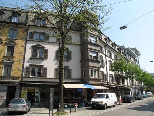 Zürich, Franklinstrasse