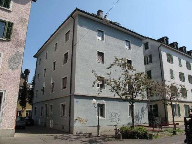 Zürich, Köchlistrasse