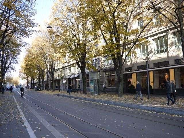 Zürich City, Bahnhofstrasse 12