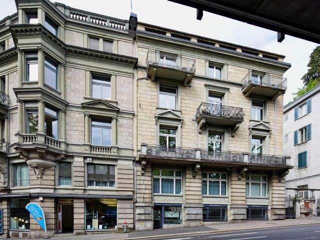 Zürich City, Hirschengraben 1