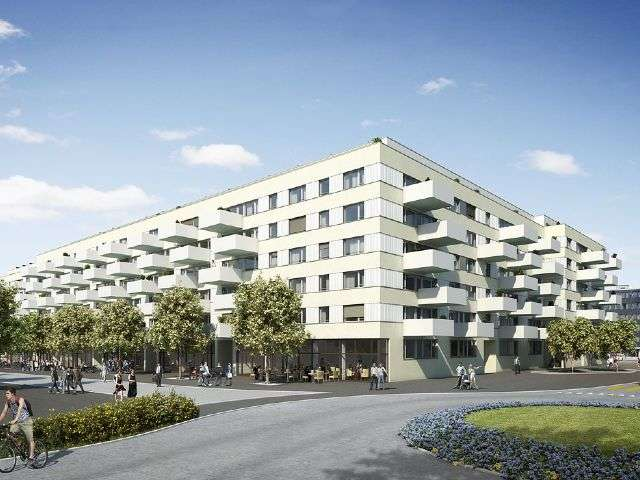Dübendorf ZH, Hochbord