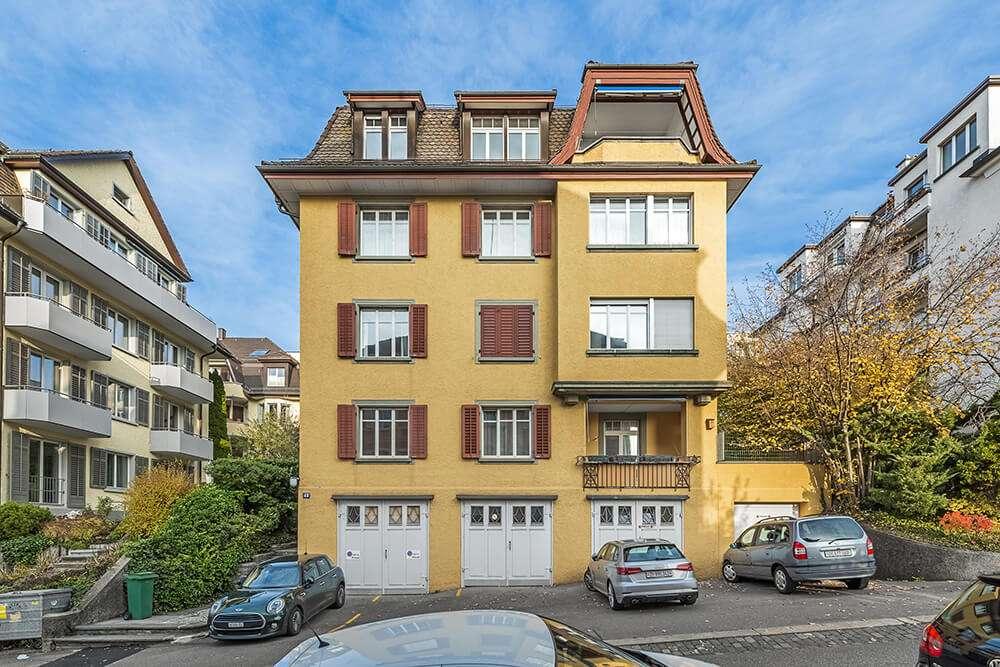 Zürich, Huttenstrasse