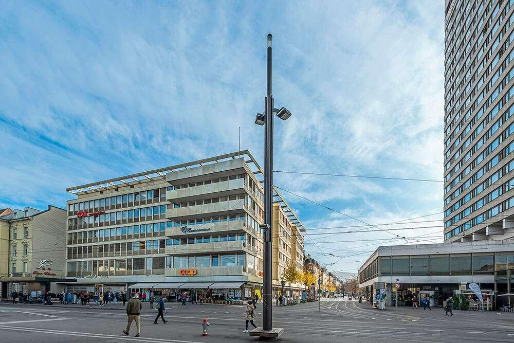 Zürich, Nansenstrasse/Hofwiesenstrasse