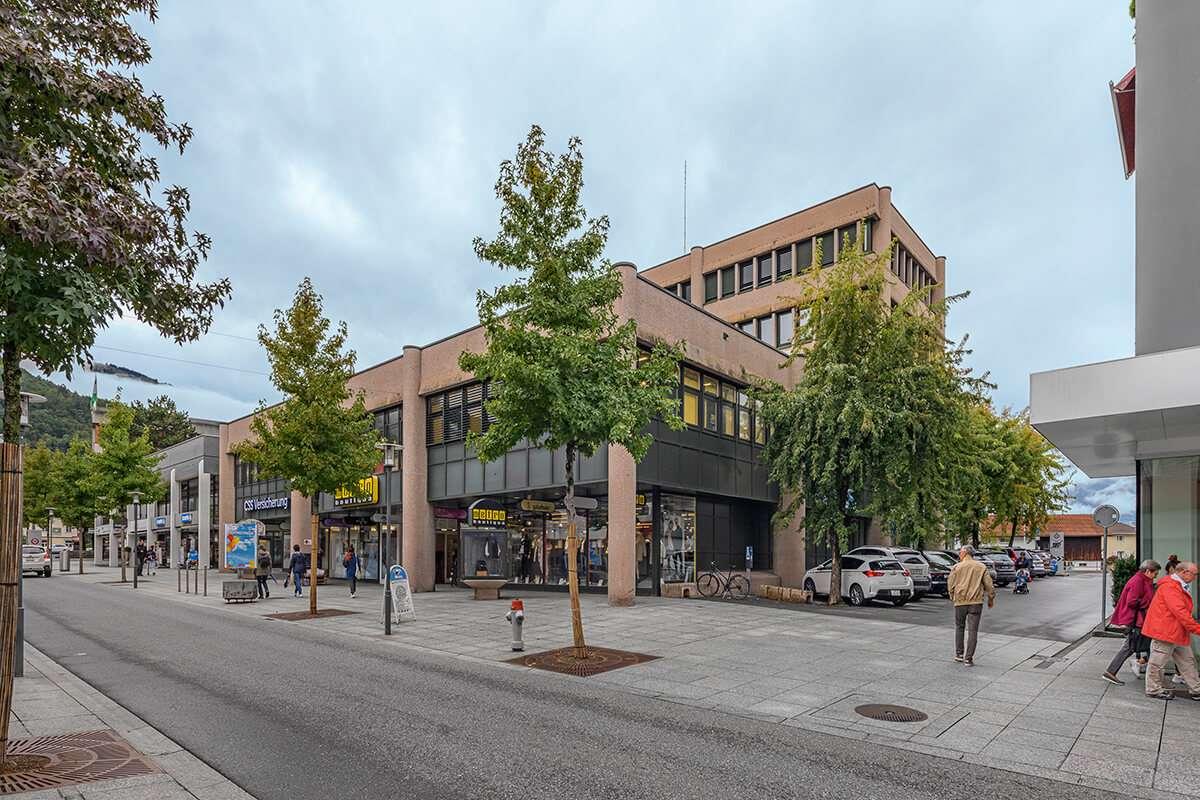 Buchs SG, Bahnhofstrasse 50