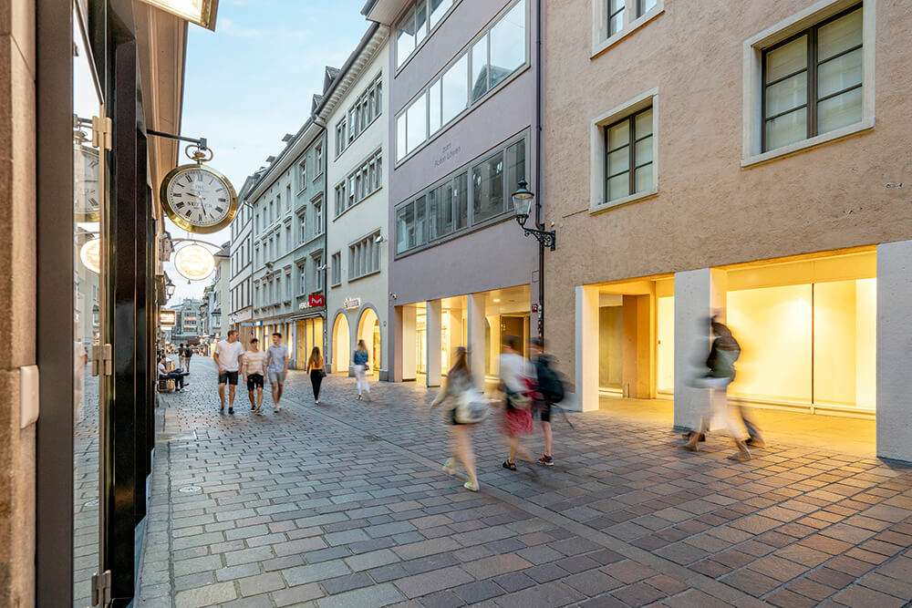 Winterthur, Marktgasse 72