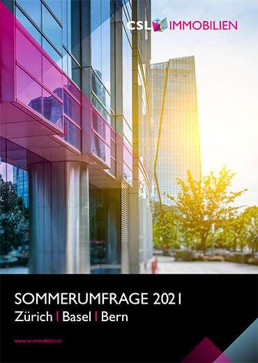 Aktuelle Sommerumfrage 2021
