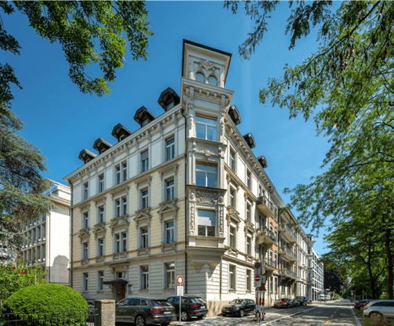 Zürich-Enge, Tödistrasse 38