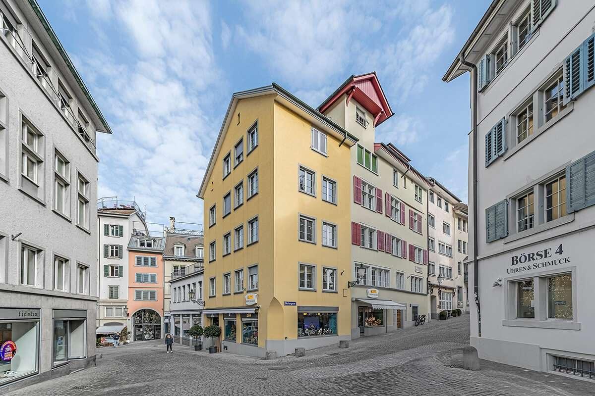 Zürich, Glockengasse 18