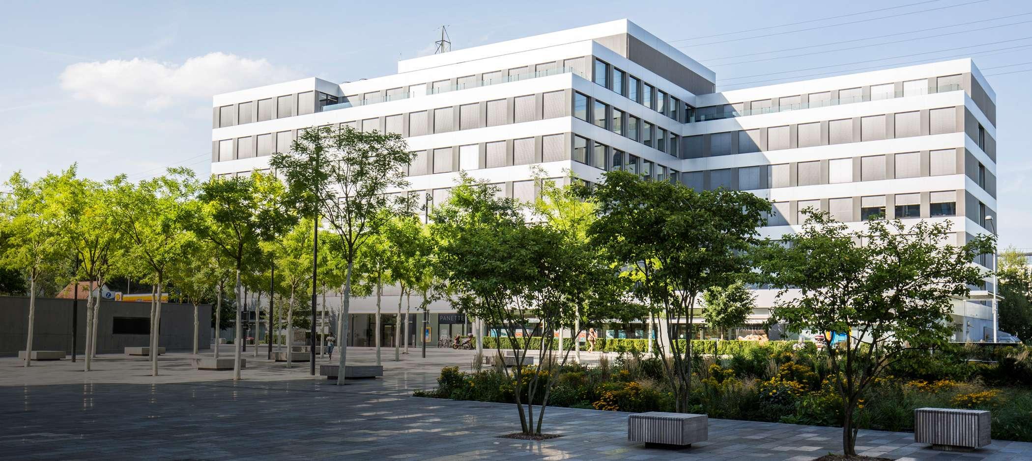 Zürich Oerlikon ZH, Conex